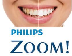 Zahnaufhellung mit Philips ZOOM!