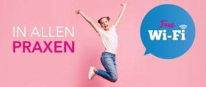Zahnarzt Hamburg WLAN - In allen Praxen WIFI