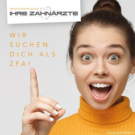 ZFA gesucht in Hamburg