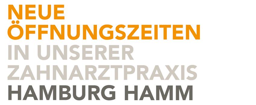 Zahnarzt Hamburg Hamm Öffnungszeiten