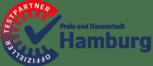 offizieller Testpartner Hamburg